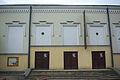 Sokół Sanok house doors.jpg