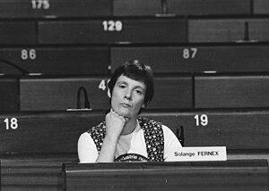 Solange Fernex - Solange Fernex, 1979