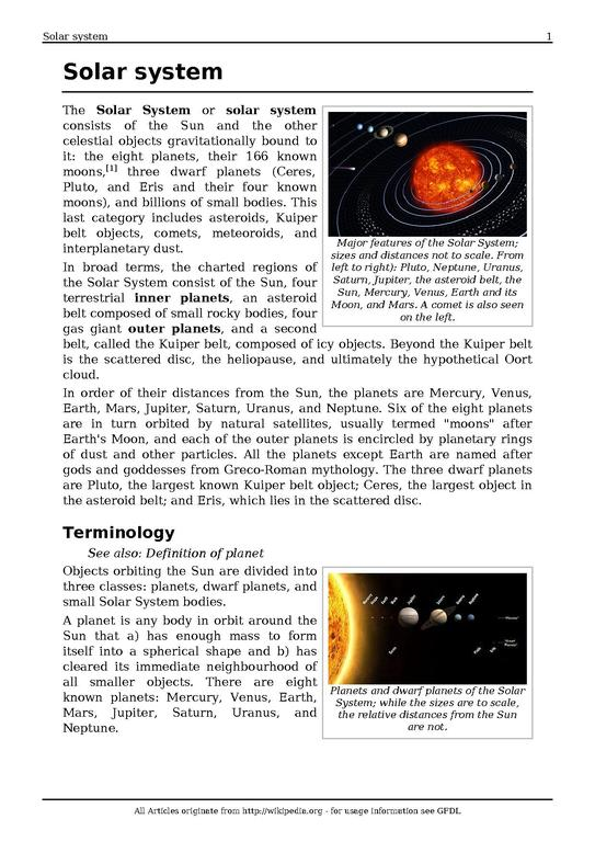 file solar system final pdf wikimedia commons