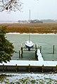 Solid Ice on Hoskins Creek off the Rappahannock River, Virginia - panoramio.jpg