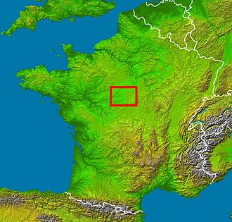 Sologne - The Sologne in France
