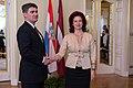 Solvita Āboltiņa tiekas ar Horvātijas premjerministru.jpg