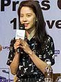 Song Ji Hyo at Malaysia for Running Man Fan Meeting Asian Tour 2014.jpg