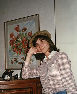 Sonja Vectomov (sculptor)