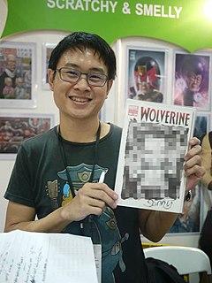 Sonny Liew Malaysian comic artist