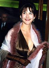 Sophie Marceau ai Premi César 1996