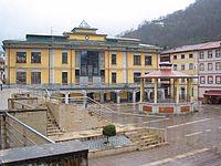 Sotrondio (San Martín del Rey Aurelio) - Ayuntamiento 01.jpg