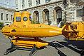 Sous-marin biplace Anorep I - Two-seater submarine Anorep I - Musée Océanographique de Monaco - 30 June 2014 - (1).jpg