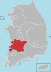 South Korea-North Jeolla.svg