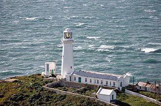 South Stack Lighthouse - South Stack Lighthouse in 2012