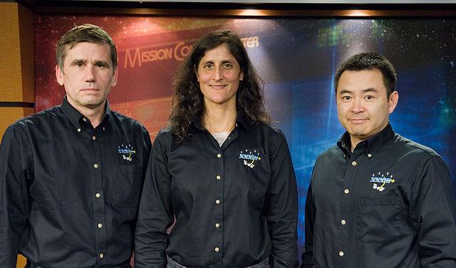 Видео экскурсия по МКС