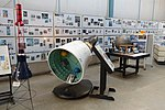 Space exhibit - Oregon Air and Space Museum - Eugene, Oregon - DSC09771.jpg