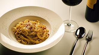 Culture of Vatican City - Pasta is popular in the Vatican