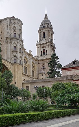 Image illustrative de l'article Cathédrale de l'Incarnation (Malaga)