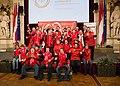 Special Olympics World Winter Games 2017 reception Vienna - Austria 02.jpg