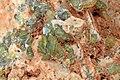 Sphène - titanite sur orthose 2.jpg