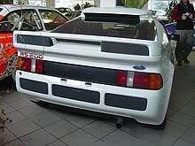 The rear of a RS200. & Ford RS200 - Wikipedia markmcfarlin.com