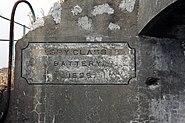 Spy Glass Battery Upper