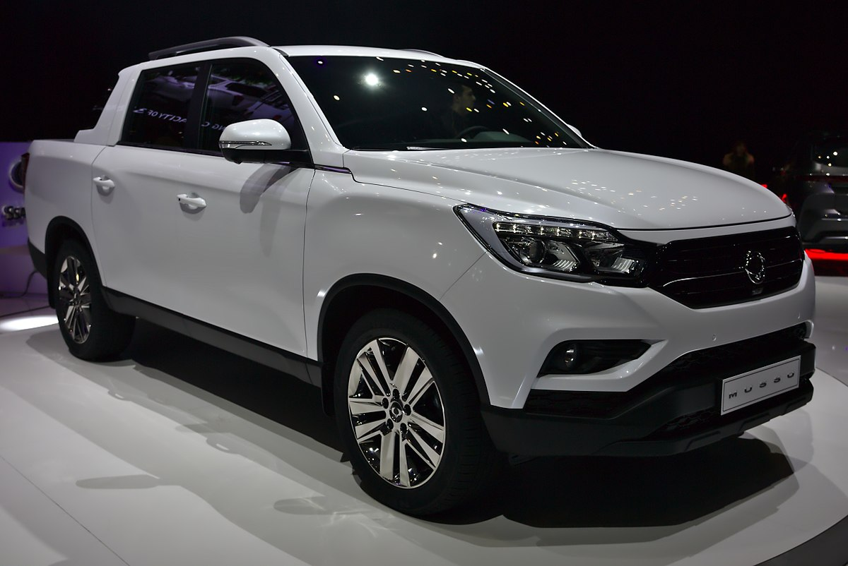 SsangYong Musso - Wikipedia