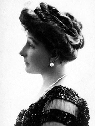 Princess Stéphanie of Belgium - Crown Princess Stéphanie of Austria-Hungary, mid 1890s