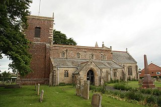 Butterwick, Lincolnshire village and civil parish in the Borough of Boston, Lincolnshire, England