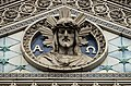 St. Aloysius Catholic Church sculptural detail above circular window.jpg