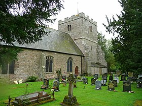St. Andrew's church, Allensmore - geograph.org.uk - 905230.jpg