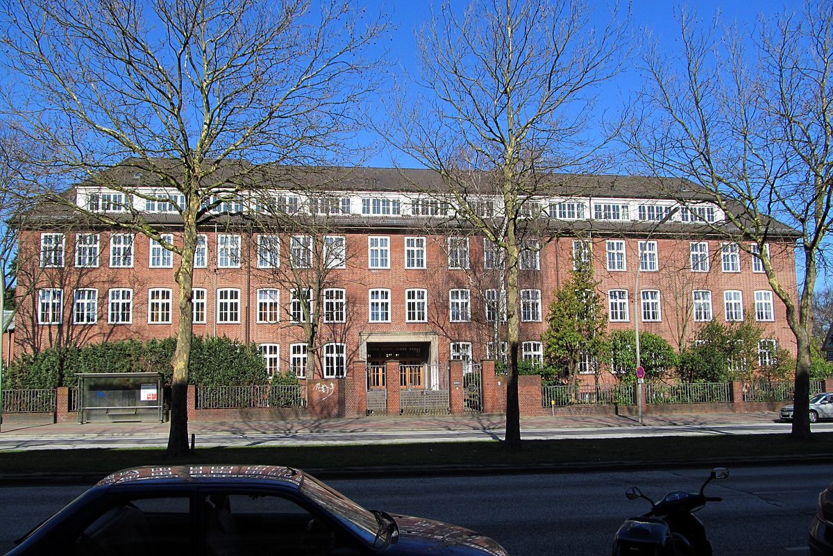 Sankt-Ansgar-Schule - Wikipedia