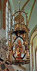 St. Johannis Lüneburg - Marienleuchter.jpg