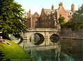 St. John's Bridge from the grounds, Cambridge, England, ca. 1895.jpg