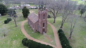 St. John's Episcopal Church (Columbia, Tennessee) - St. John's Episcopal Church (Columbia, TN)