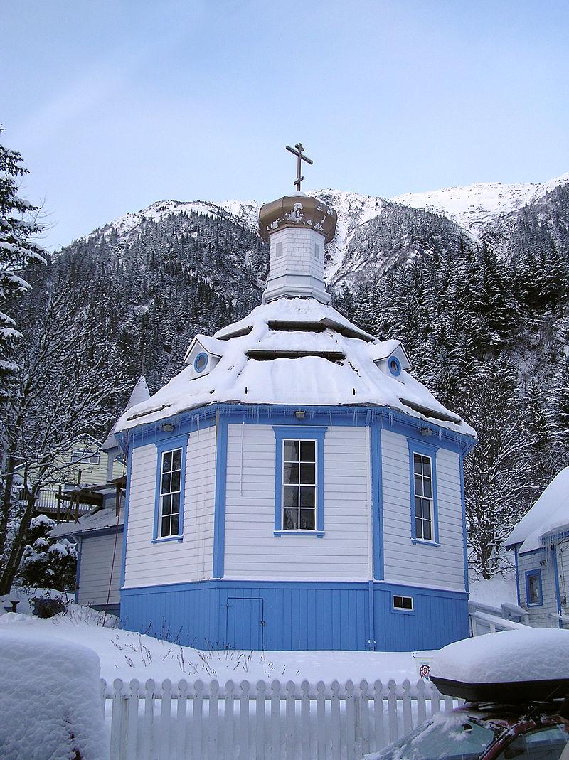 Aljaska 800px-St._Nicholas_Russian_Orthodox_Church_77
