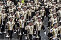 St. Patrick's Day Parade (2013) In Dublin - Purdue University All-American Marching Band, Indiana, USA (8566554270).jpg