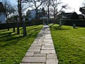 St. Thomas the Martyr churchyard. Winchelsea. - geograph.org.uk - 429286.jpg
