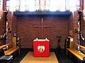 St Barnabas, Calton Avenue, Dulwich, London SE21 - Chapel - geograph.org.uk - 1750570.jpg