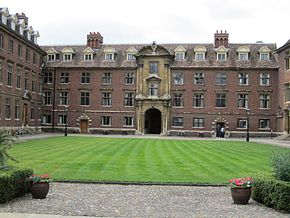 St Catharine's College, Cambridge, England - IMG 0688.jpg
