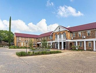 St Catherine's School, Germiston - The front of St. Catherine's School