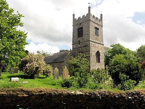 St Colan Church - geograph.org.uk - 2403133