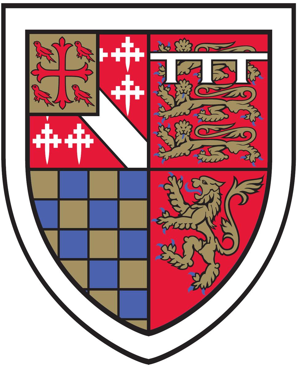 St Edmund's College crest