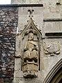 St John's Bristol left statue.jpg