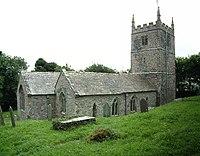 St Juliot Church nr Boscastle - geograph.org.uk - 48315.jpg