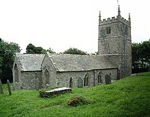St Juliot Church nr Boscastle - geograph.org.uk - 48315.jpg