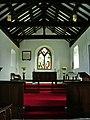St Kentigern's Church, Castle Sowerby, Interior - geograph.org.uk - 558944.jpg