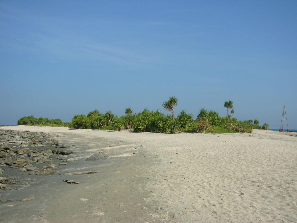Gleen Island Beach