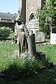 St Mary, Newgate Street, Herts - Churchyard - geograph.org.uk - 355386.jpg