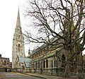 St Mary Abbots, Kensington High Street, London W8 - geograph.org.uk - 1590233.jpg