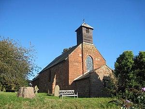 Shrawardine - Image: St Mary The Virgin Church Shrawardine geograph.org.uk 1507853