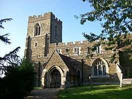 St Michael and All Angels, Millbrook.JPG
