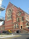 St Michael and All Angels Church, Brighton 04.JPG