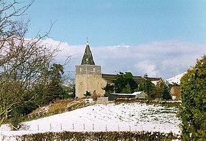 Church Stoke - Image: St Nicholas Church, Churchstoke geograph.org.uk 539427